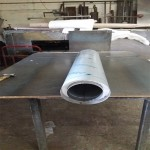 Insulated flue