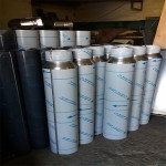 Insulated flues and insulated end cap flues